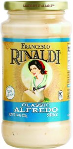 Classic Alfredo Sauce Image
