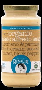 Organic Classic Alfredo Sauce Image