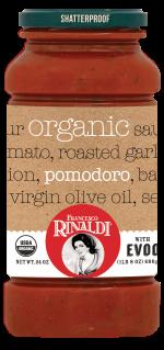 Organic Pomodoro Image
